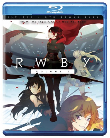 Joy, The 5th Wave, RWBY & Other Blu-ray Releases This Week