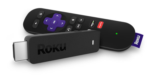 Roku's New Streaming Stick Allows Wireless Headphones