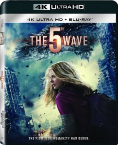 The 5th Wave Ultra HD Blu-ray 4k