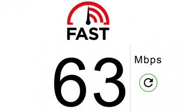 Test Your Internet Speed With Netflix's 'Fast.com'