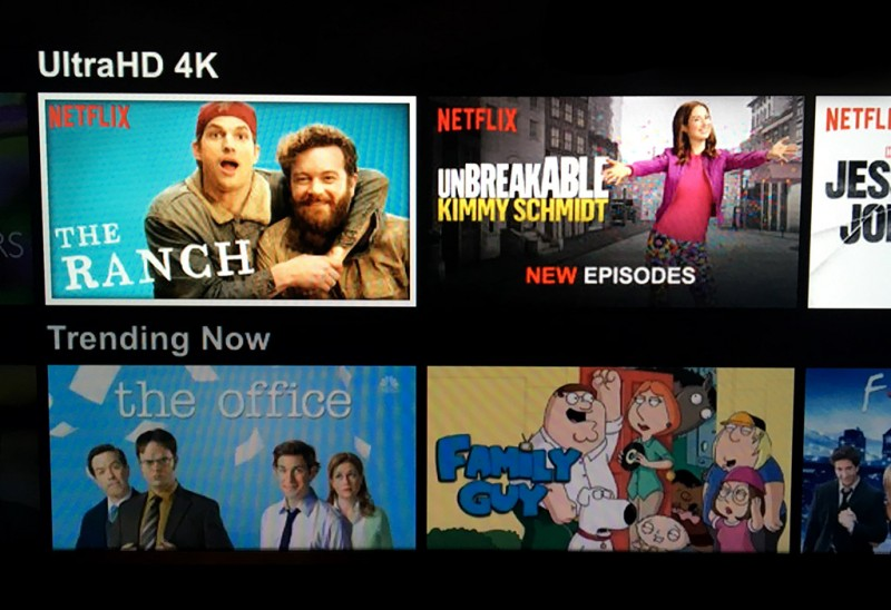 Here's a List of 4k Ultra HD Titles Streaming on Netflix