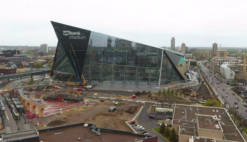 52nd NFL Super Bowl LII slated for Feb. 4, 2018 Minnesota