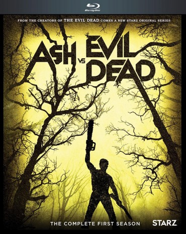 'Ash vs Evil Dead' Season 1 Headed to Blu-ray Disc