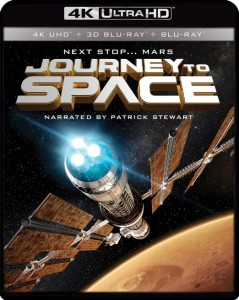 IMAX- Journey To Space Ultra HD Blu-ray