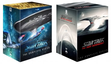 Deal Alert: Star Trek: TNG The Complete Series on Blu-ray & DVD [Expired]
