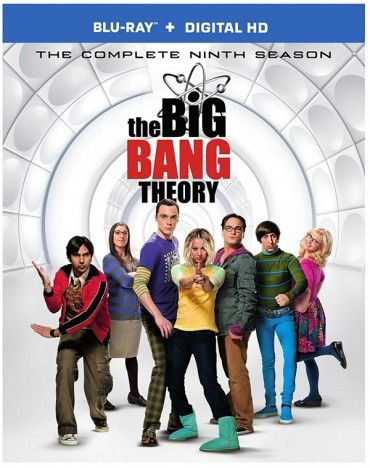 The Big Bang Theory: Season 9 Blu-ray & Digital Release Date