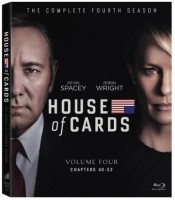 'House of Cards: Season 4′ Blu-ray & Digital Release Date