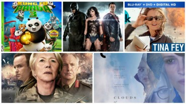New Releases This Week: Kung Fu Panda 3, Batman v Superman, & More