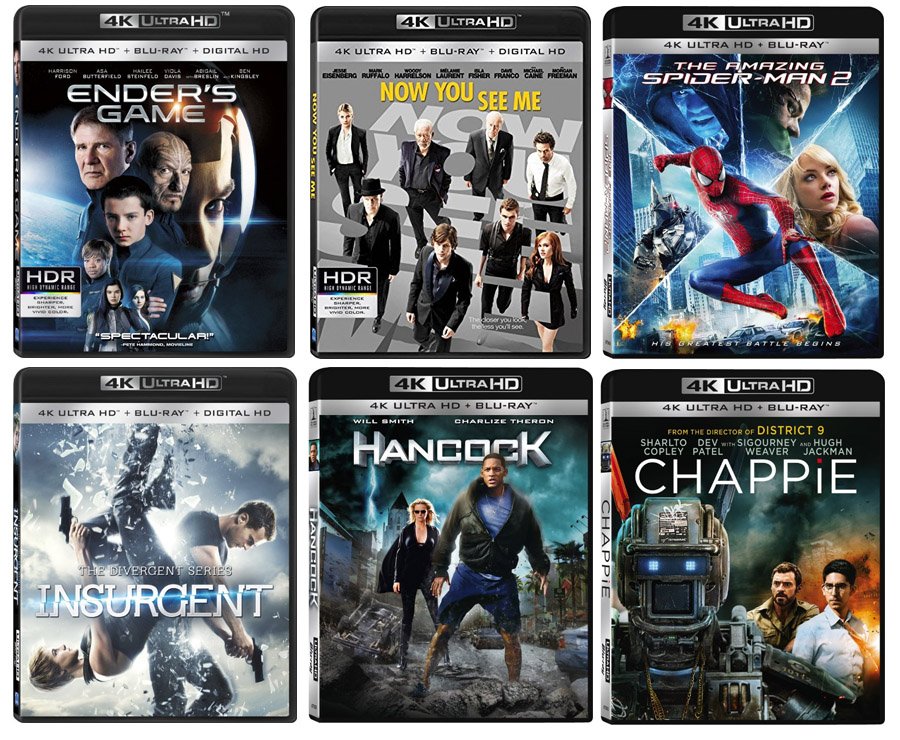 4k Ultra Hd Blu Ray Movies Priced Under 20 Hd Report