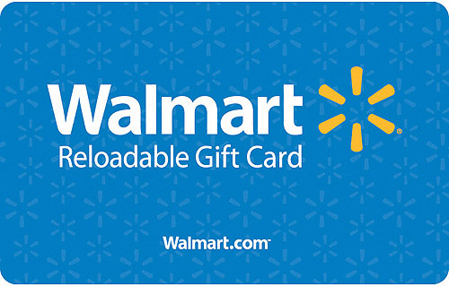 Walmart Reloadable Gift Card