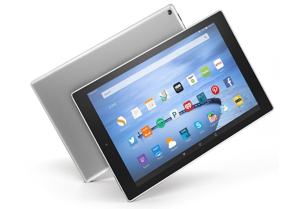 Amazon-Fire-HD-10-Tablet-Silver-Tilt