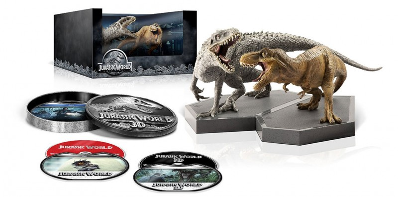 Jurassic World 3D Limited Edition Gift Set Only $40 (List: $120)