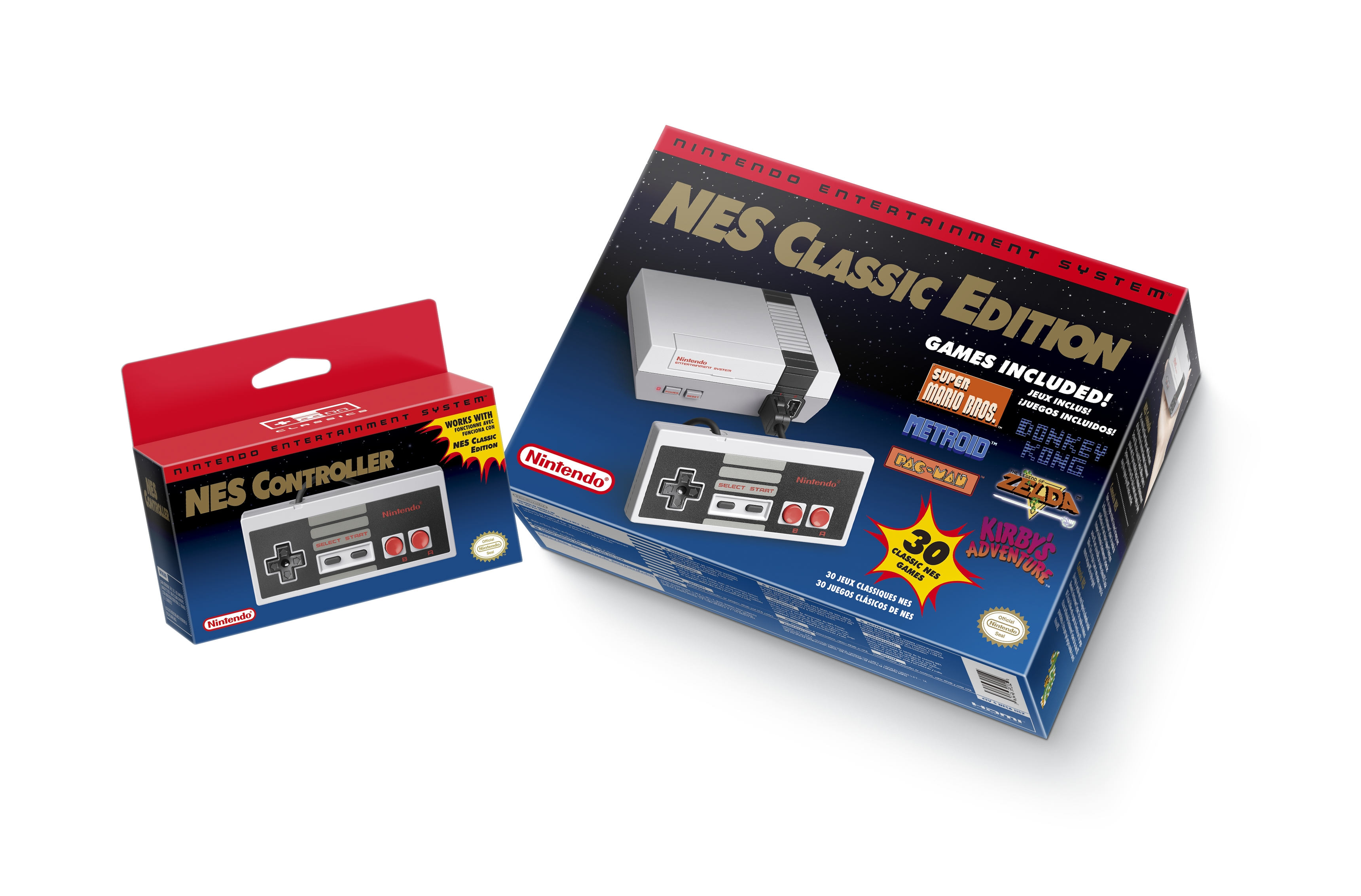 Everything We Know About The NES Mini