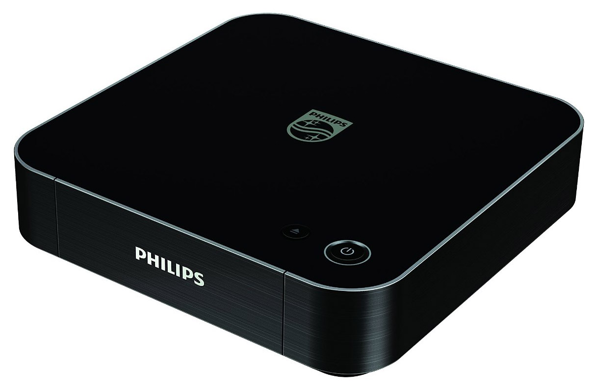 Philips BDP7501 4K Ultra HD Blu-Ray Player Blk