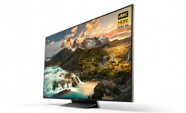 Sony Intros Flagship Z Series 4k Ultra HD TVs With HDR