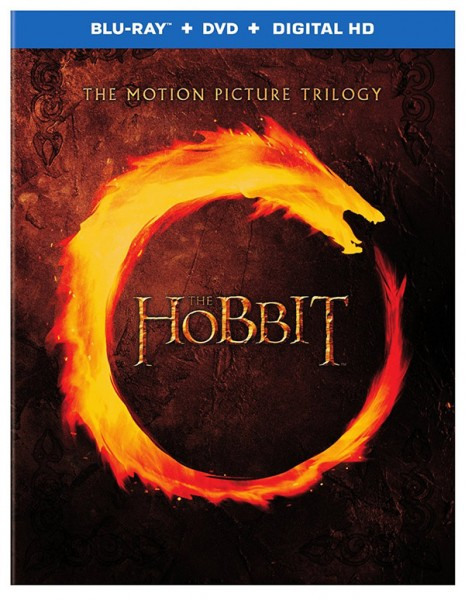 The Hobbit- Motion Picture Trilogy Blu-ray