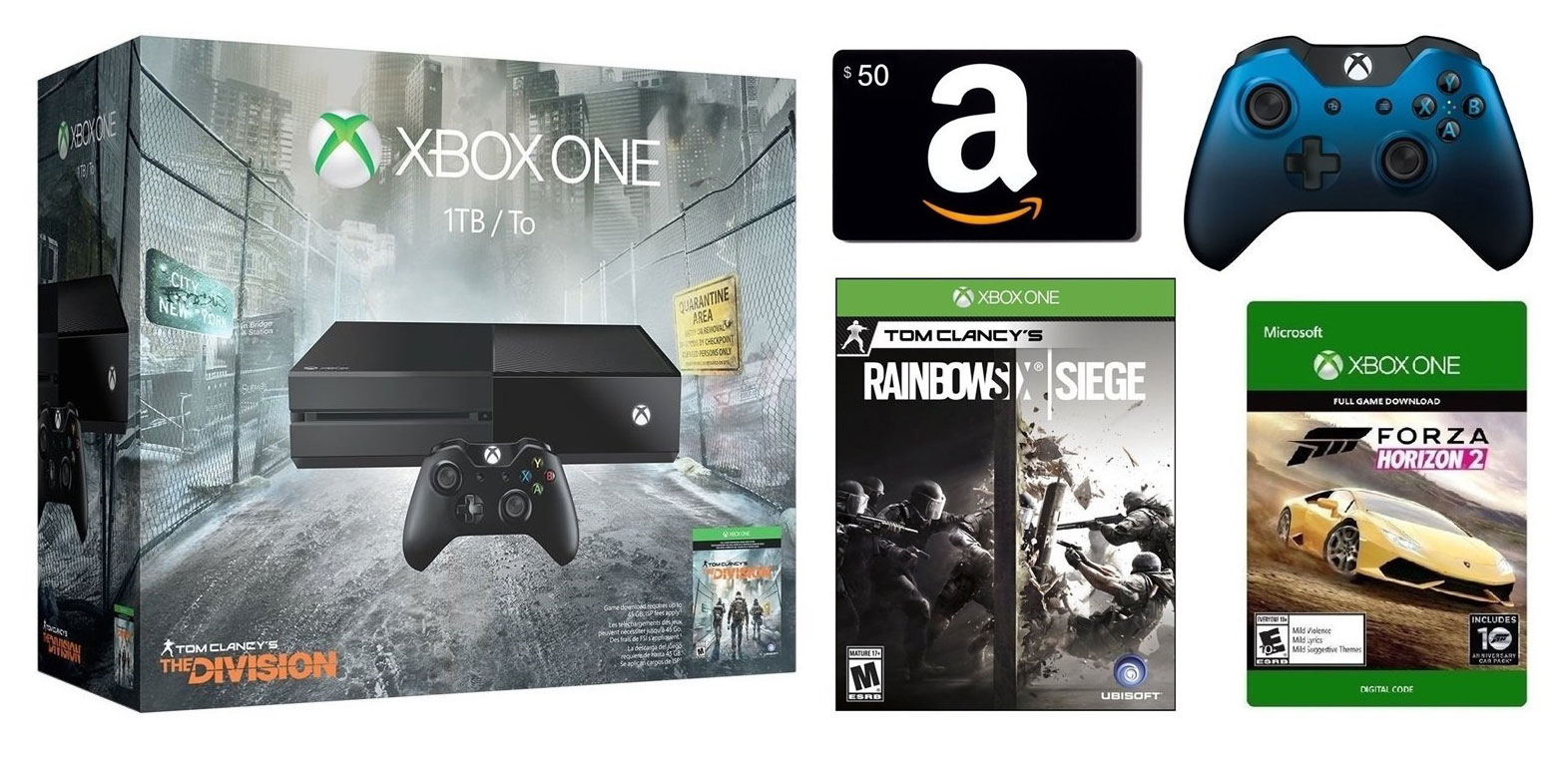 Incredible Deal On Xbox One Bundle Hd Report