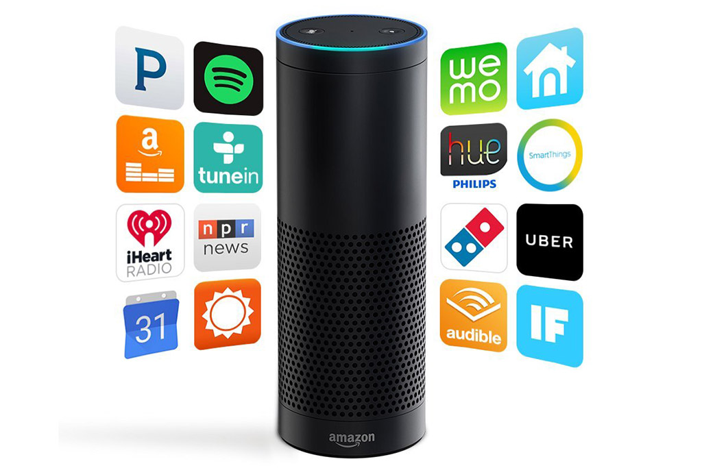 amazon echo with apps