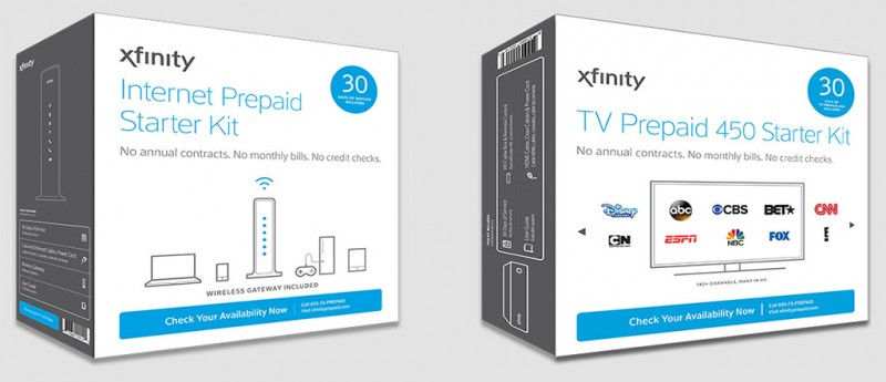 Comcast To Launch Xfinity Prepaid Service In Five States