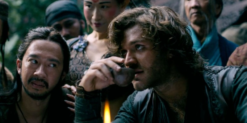 Marco Polo Season 2 Now On Netflix in 4k with HDR
