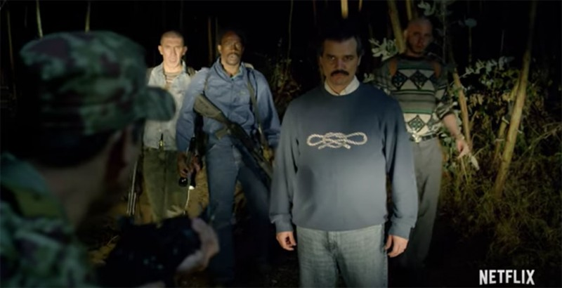Netflix Releases Trailer For 'Narcos' Season Two