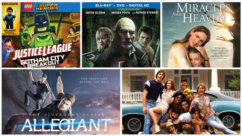 New Releases This Week: The Divergent Series: Allegiant, Green Room, & More