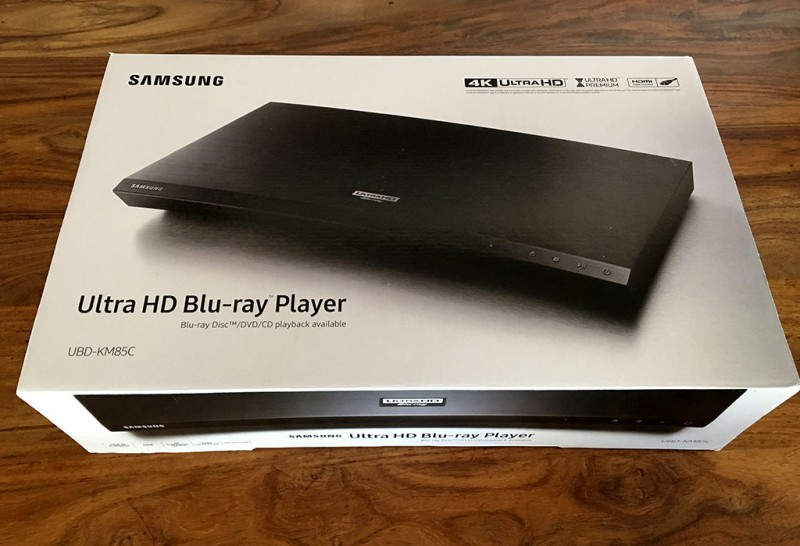Samsung's 4k Ultra HD Blu-ray Player $319 At Best Buy