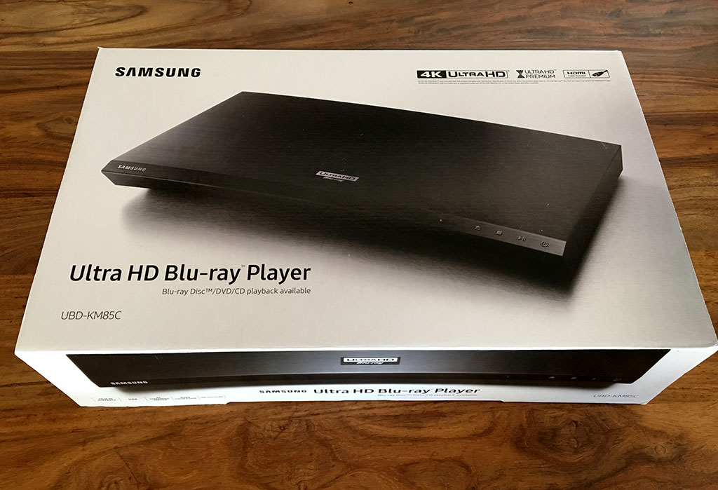 samsung s 4k ultra hd blu ray player 319 at best buy hd. Black Bedroom Furniture Sets. Home Design Ideas