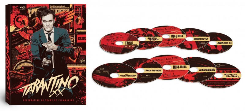 Deal Alert: Tarantino 8-Film Collection Only $54.99 Today