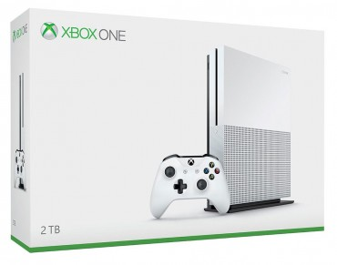 Xbox One S Consoles Now Available To Pre-Order