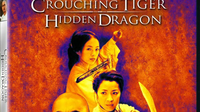 'Crouching Tiger, Hidden Dragon' Releasing On 4k Ultra HD Blu-ray