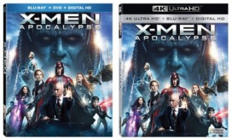 'X-Men: Apocalypse' Blu-ray & Ultra HD Release Date Revealed