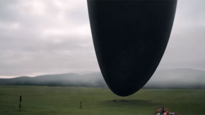 Paramount Releases TV Spot For Sci-Fi Feature 'Arrival' Starring Amy Adams