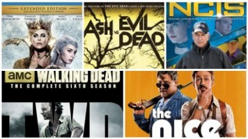The Walking Dead Season 6 Among New Blu-ray Releases