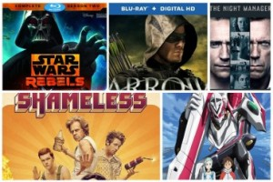 'Star Wars Rebels S2′ & Other TV Shows On Blu-ray This Week
