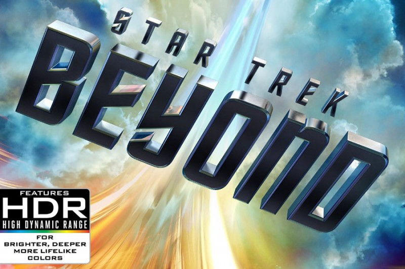 'Star Trek Beyond' Will Release To Ultra HD Blu-ray With HDR