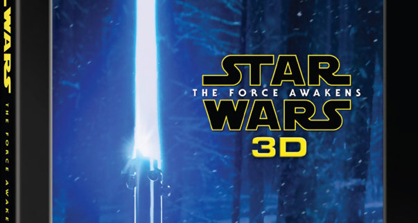 Star Wars: The Force Awakens 3D Collector's Edition Release Dates Announced