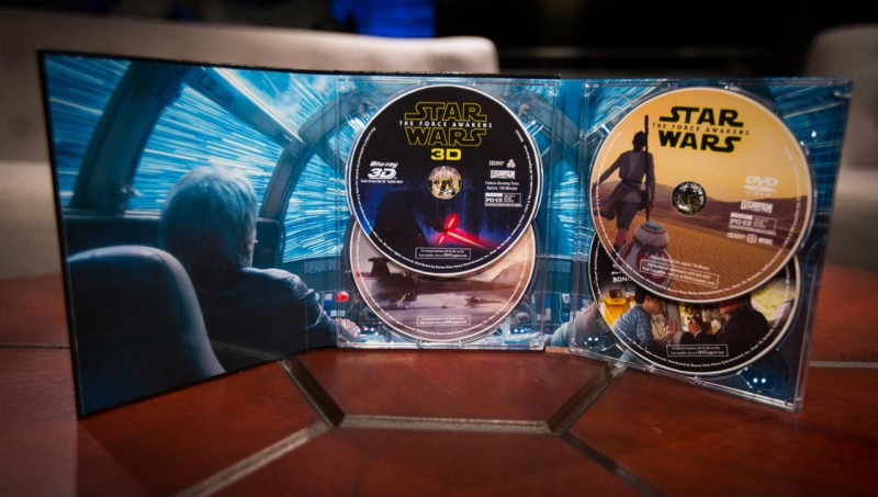Star Wars: The Force Awakens 3D Collector's Edition Worldwide Release Dates