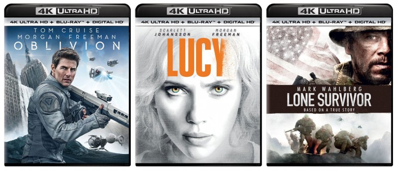 Universal Releases 3 Feature Films To 4k Ultra HD Blu-ray