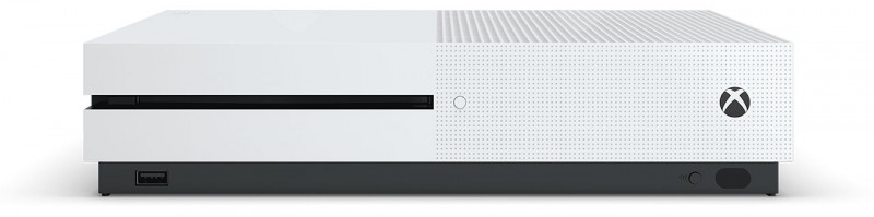 Xbox One S Wins On Design, Ultra HD Blu-ray & HDR Support