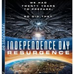 Independence Day Resurgence Blu-ray Formats