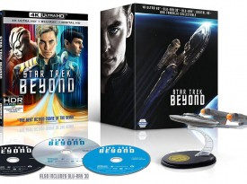 'Star Trek Beyond' Blu-ray Exclusives From Amazon, Best Buy, Target & Walmart