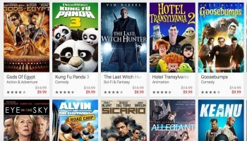 Google Play Labor Day Movie Sale Offers Hits For Under $10