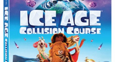 'Ice Age: Collision Course' Blu-ray & 4k Ultra HD Release Dates