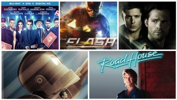 Movies & TV Shows Now Available On Blu-ray