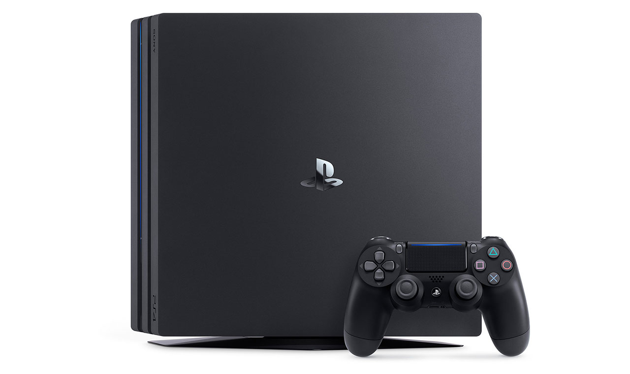 Sony PS4 Pro Launches with over 40 Games