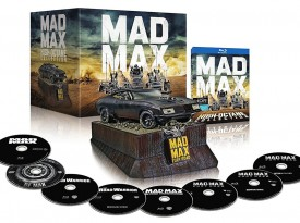 Mad Max High Octane Anthology 8-Disc Blu-ray Collection Detailed