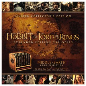 Middle-Earth Limited 6-Film Collector's Edition