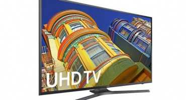Get a Samsung 50″ 4k TV w/HDR for Only $599