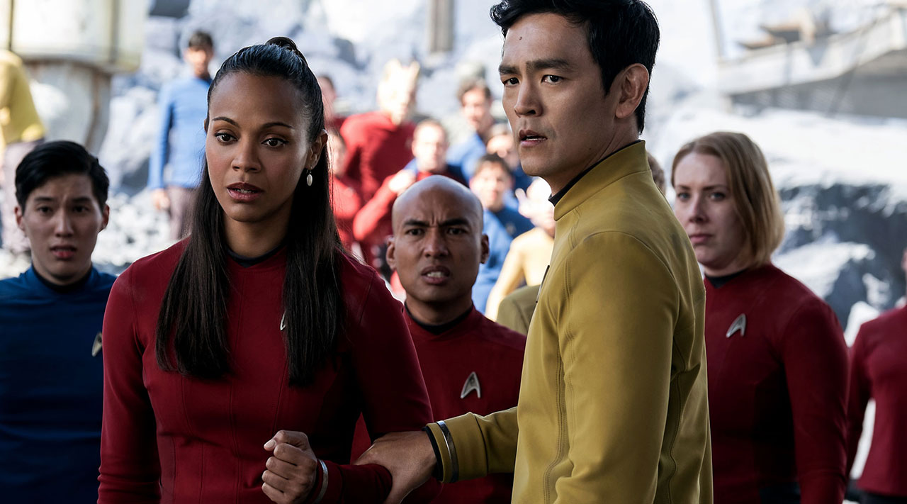 'Star Trek Beyond' Digital Released To 4k with Dolby Vision HDR
